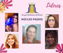 Passos ganha Núcleo Mulheres do Brasil