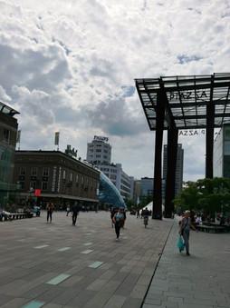Ruas do centro