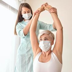 A  fisioterapia respiratória no pós-Covid-19