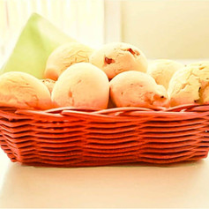 Pão de queijo premium do Lá de Minas