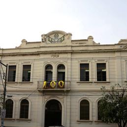 100 anos do antigo Fórum
