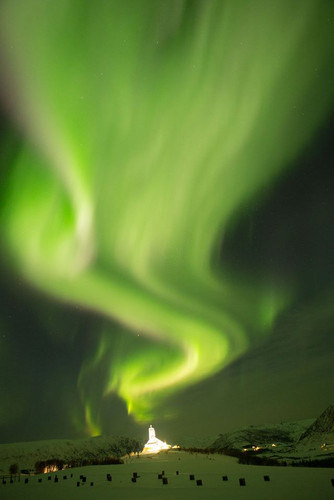 Luzes verdes
