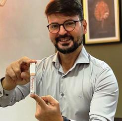 Dentista passense lança produtos de beleza em SP