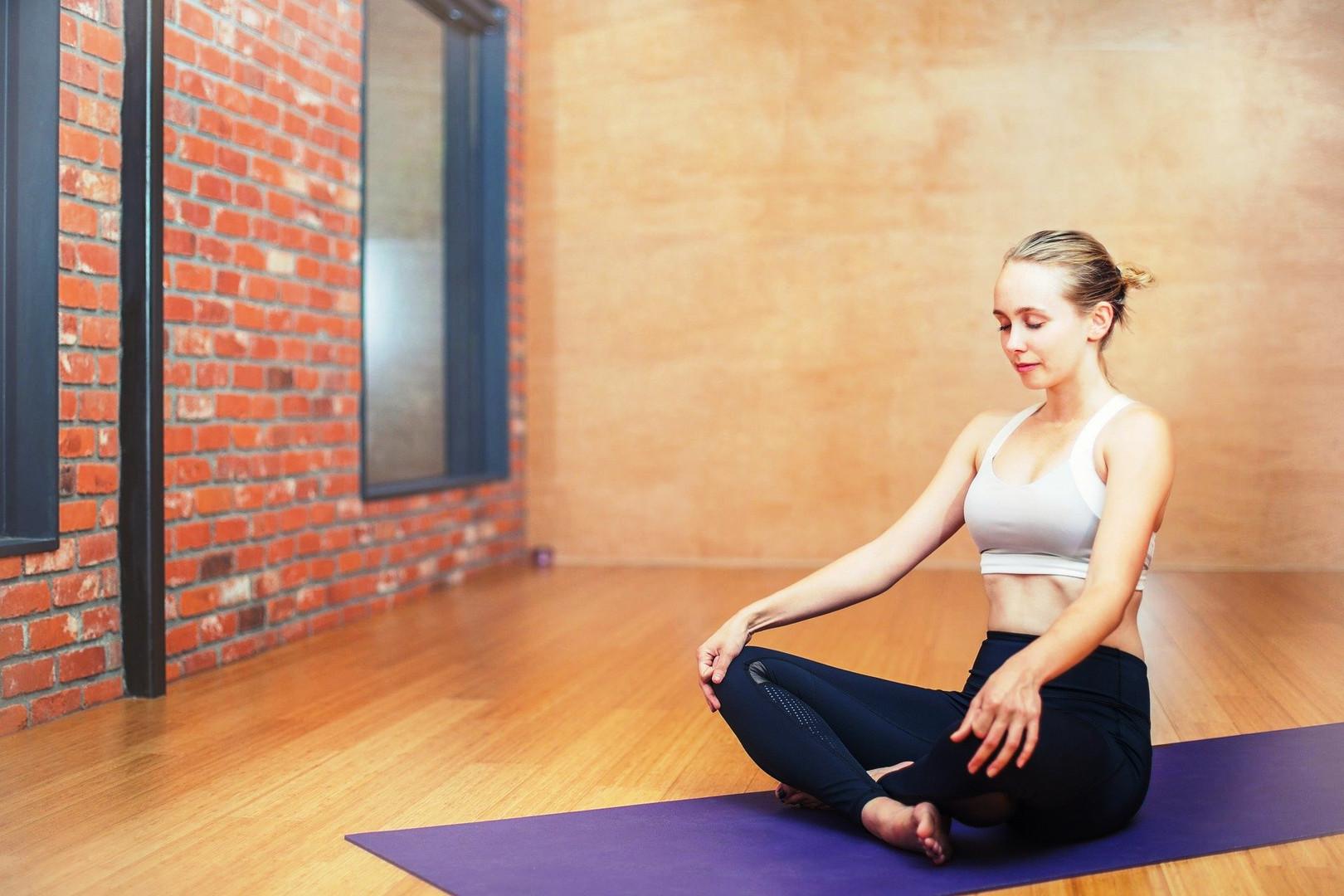 Respiração e meditação