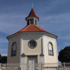 Confira webstories da Capela Centenária da Penha