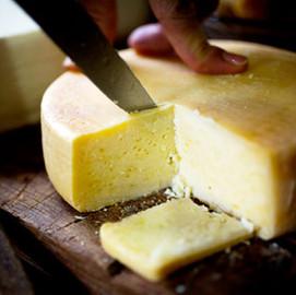 Maturação do queijo Canastra