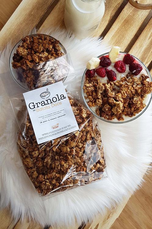 Granola Fitness (4 sabores)