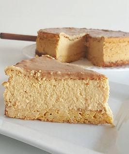 receita, fit, saudável, sem glúten, integral,light, whey, cheesecake, proteico, proteina, batata doce, manteiga amendoim, tosta arroz