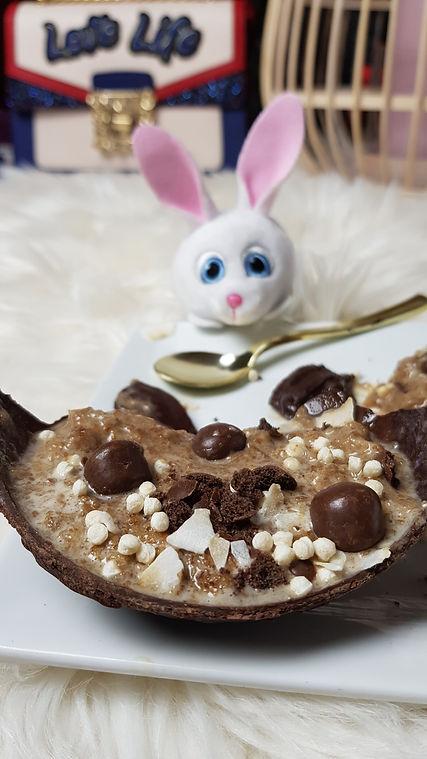receita, dieta, emagrecer, saudavel, tatiana costa, scoop by scoop, chocolate, páscoa, fitness, nutrição