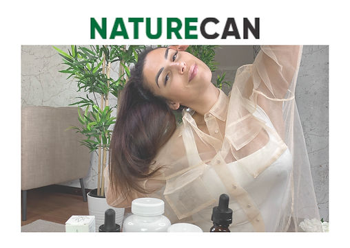 naturecan, cbd, dormir, stress
