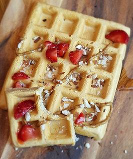 waffles, vegan, panqueca, proteico, saudável, vegano, dieta, treino