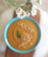 sopa, saudavel, batata doce, amendoim, dieta, treino, emagrecer, tatiana costa, receita, fitness