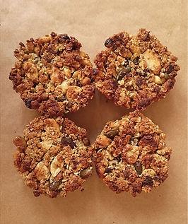 receita fitness barritas cereais granola proteina