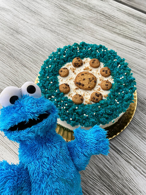 Cheesecake Cookie Monster
