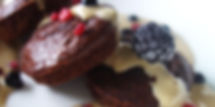 receita fitness bolo rápido e light de chocolate