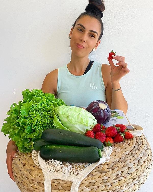 TATICOSTA, desafio fitness, saudavel, 30 dias verdes, receitas, dieta, instagram