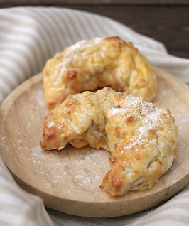 croissant, saudavel, receita, fitness, sem açucar, sem gluten
