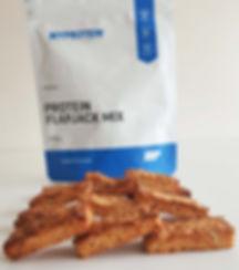 receita, fit, saudável, sem glúten, integral,light, barrita, proteico, proteina, whey, flapjack, myprotein, coco, aveia