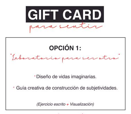 Gift Card # 1