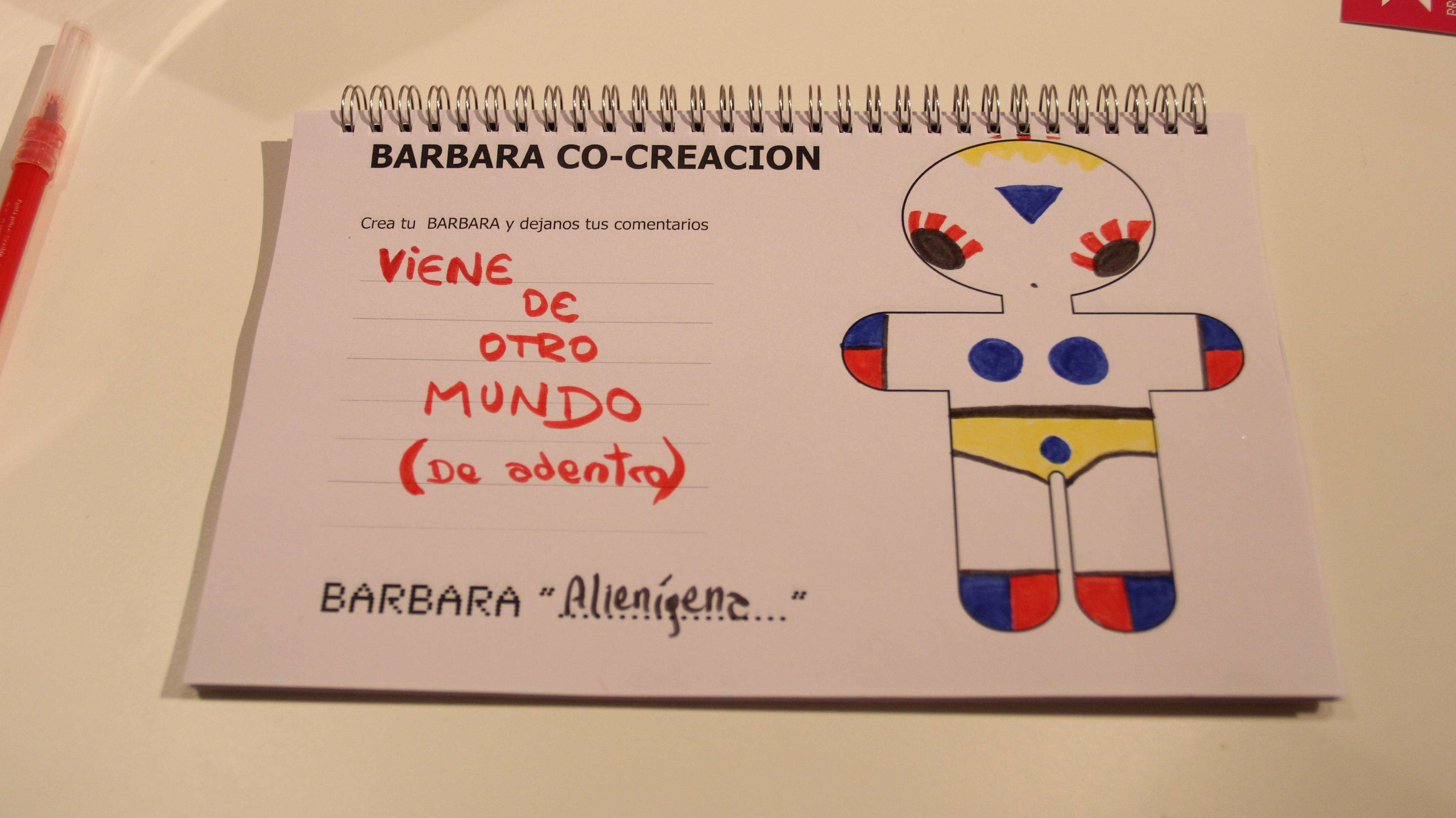 Barbara Alienigena