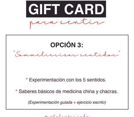 Gift Card # 3