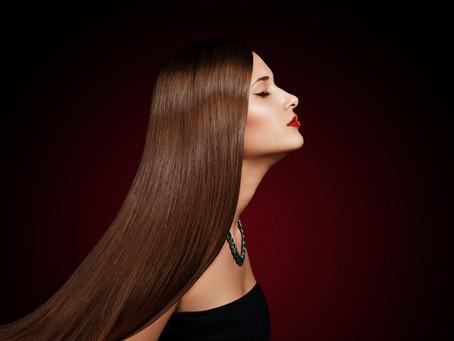 Hô biến đuôi tóc khô xơ trở nên mềm mượt