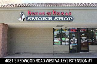 Tobacco Shop and Head Shop West Valley City Utah