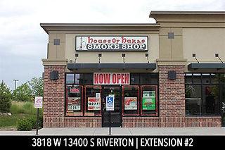 Tobacco Shop and Head Shop Riverton Utah