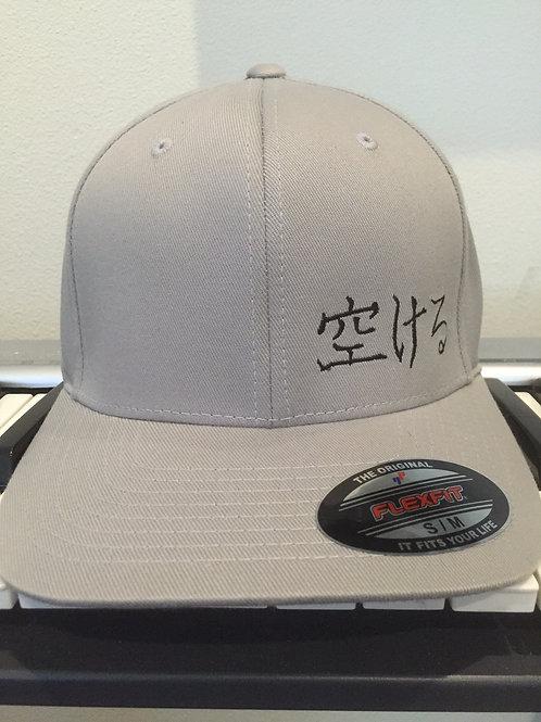 Akeru Kanji Flex Hat (Grey)