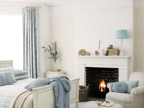 How to make a room feel warm this winter