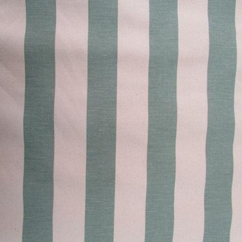 4x4 stripes (Duck egg)