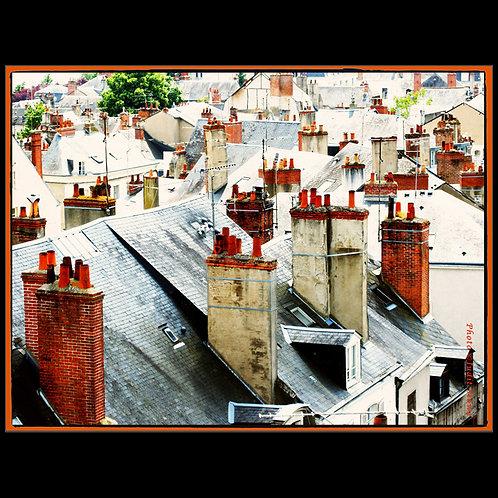Chimneys - Cheminées
