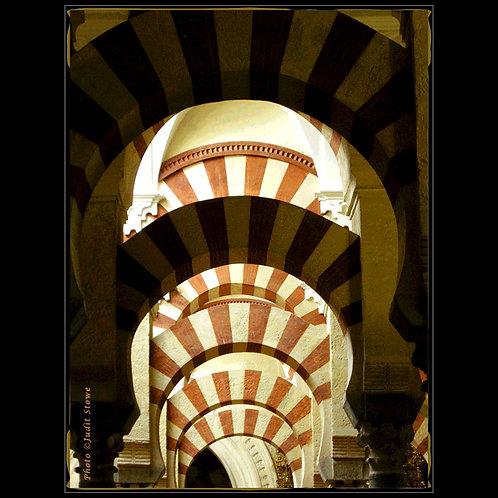 Mezquita #1 (Cordoba-Cordoue)