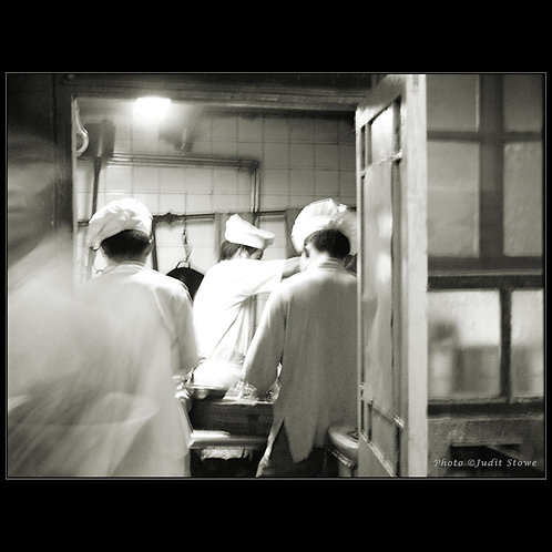 Kitchen Boys #1 - En Cuisine #1