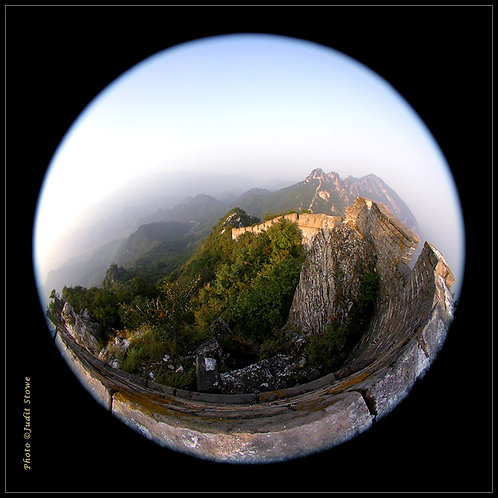 Ying-Yang the Great Wall #1-La Grande Muraille #1
