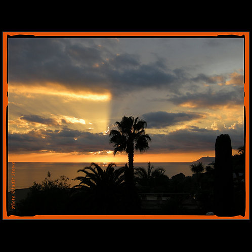 Sunset #1 - Coucher du Soleil #1