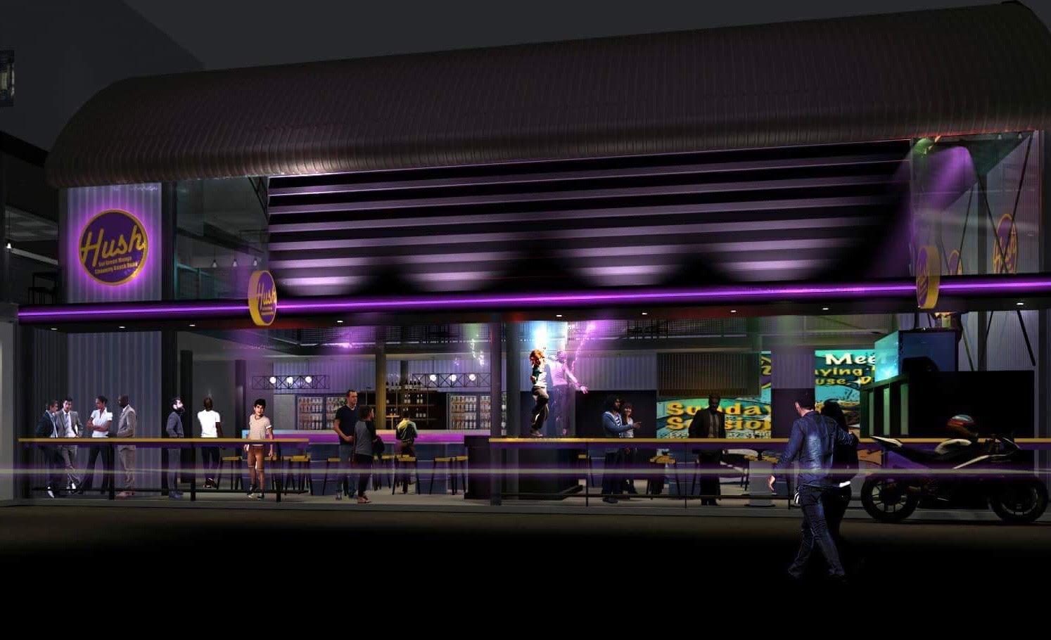 Image result for the hush bar samui