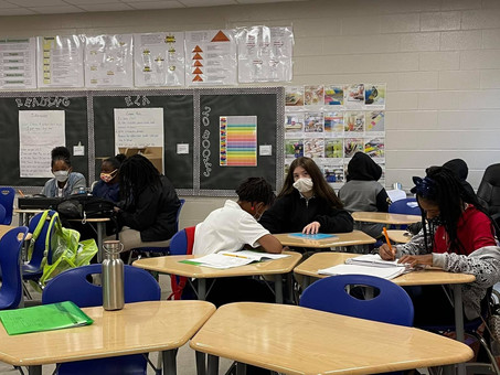 Midway Hills Academy-Literacy and Learning