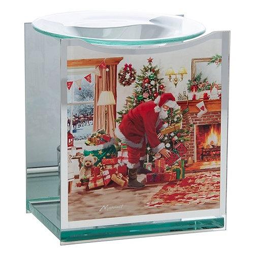 Christmas Wax Burner