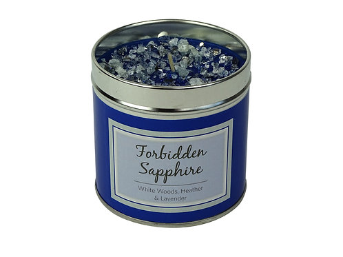 Forbidden Sapphire Candle