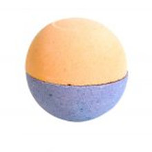 Orange and Patchouli Bath Bomb