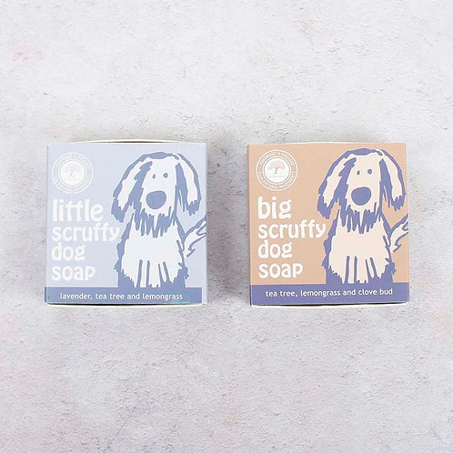 Scruffy Dog Soap