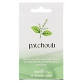 Patchouli Incense Cones