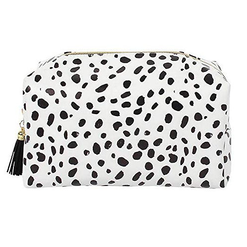 Spotty Make Up/Wash Bag