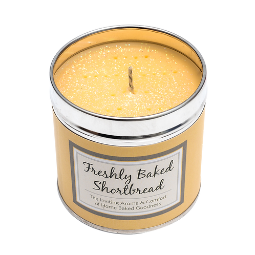 Freshly Baked Shortbread Candle