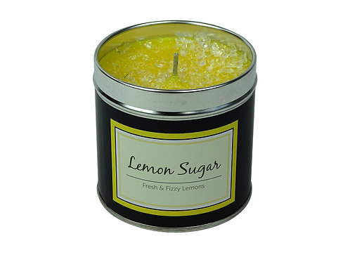 Lemon Sugar Candle