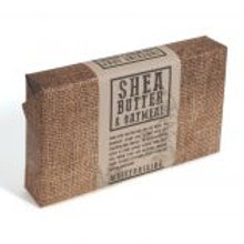 Moisturising Shea Butter & Oatmeal Soap Bar