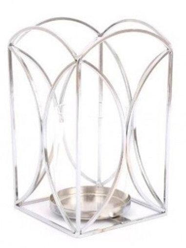 Wire Lantern Candle Holder