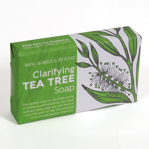 Clarifying Tea Tree Soap Bar