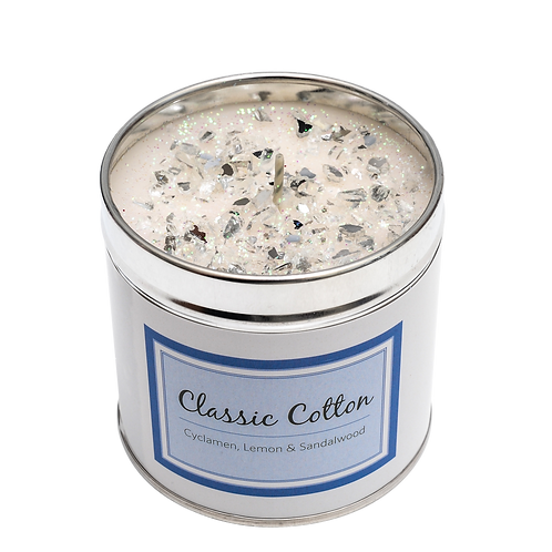 Classic Cotton Candle